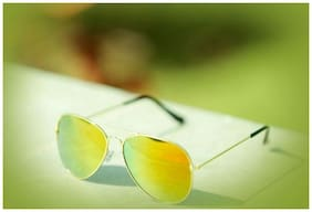 Xforia Mirrored lens Aviator Sunglasses for Men