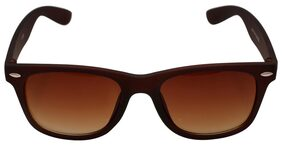 Sun Glass with Brown Frame