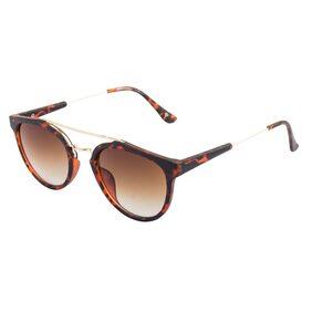 Superman Men Small Sunglasses - Brown
