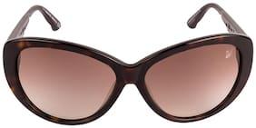 Swarovski Women Oval Sunglasses