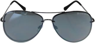 5bf1c6ed6d Buy Swiss Military Mirrored Aviator Men s Sunglasses - (SUM39