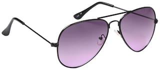 Ted Smith Women Aviators Sunglasses