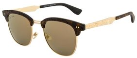 TED SMITH WOMEN SQUARE SUNGLASSES (TS-Y9914/S_T24) SIZE-52-23-144