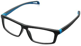 Titan Black Sports Full Rim Eyeglasses for Men - 1 eyewear