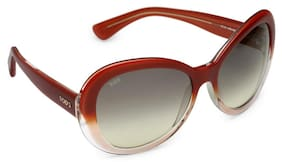 271dd30990 Tod s 100% UV Protected Over-sized Women Sunglasses - ( TO 91 44B
