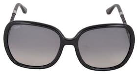 Tod'S Grey Oversized Sunglasses