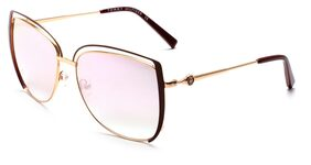 Tommy Hilfiger Silver Cat Eye Medium Sunglasses