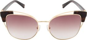 Tommy Hilfiger Brown Cat Eye Small Sunglasses