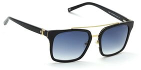 Tommy Hilfiger Blue Wayfarer Small Sunglasses