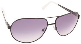Tommy Hilfiger Grey Aviator Large Sunglasses