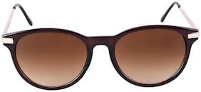 TRUE INDIAN Women Oval Sunglasses
