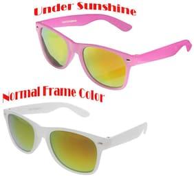Vast Men Wayfarers Sunglasses