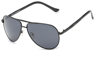 d14310fc93b Buy Vast HD TAC Polarized Aviator Men Sunglasses (POLO 2026 BLACK ...