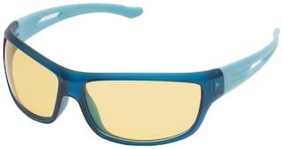 Vast Night Vision Sports Unisex Sunglasses (nt_byk|64|yellow Lens)