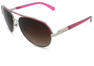 501e3c4cbd Buy VELOCITY PINK POLARISED SUNGLASS Online at Low Prices in India ...