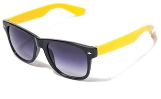 53f99409e38 Buy VESPL Dashing Black and Yellow Wayfarer Sunglass-V-2203 Online ...