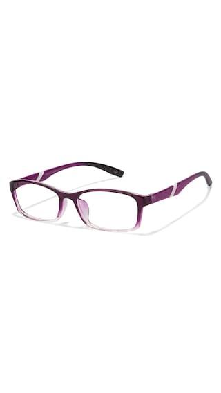 3259b07d4f8 Vincent Chase Vagabond Tr-9112 Purple Transparent C06 Women s Eyeglasses