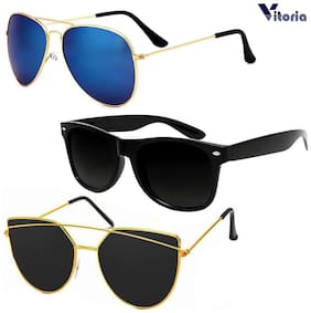 Vitoria Men Aviators Sunglasses