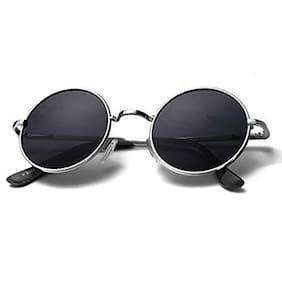 Vitoria Stylish Round Sunglasses With Box For Men Women Boys & Girls