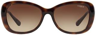 Vogue Women Cat-Eye Sunglasses