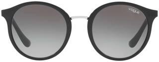 Vogue Women Round Sunglasses
