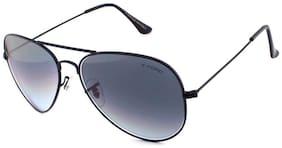 X-Ford Blue Aviator Sunglasses (Size 58)