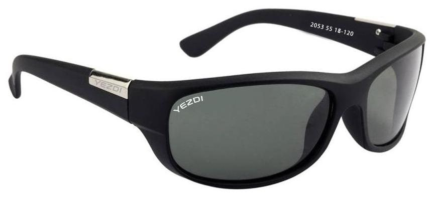 4dc8bf1967 Buy Yezdi Black Sports Wrap Around Sunglass with UV 400 Glass Lens Online  at Low Prices in India - Paytmmall.com