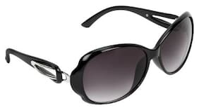 Zyaden Black Oval sunglasses for women 432