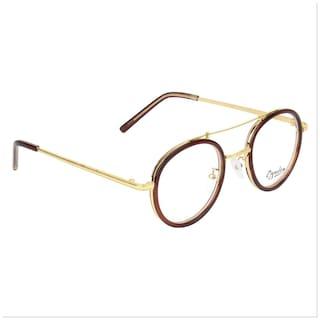 Zyaden Brown Full Rim Eyeglasses