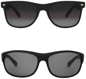 Zyaden Men Wayfarers Sunglasses