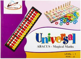 Universal Abacus Level-1 Book-B