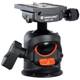Vanguard BBH-300 Tripod Ball Head (Black)