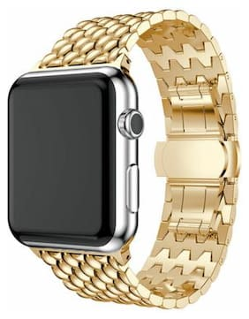 38/42 40/44mm Stainless Steel Band Link Strap For Apple Watch iWatch Series 4 3