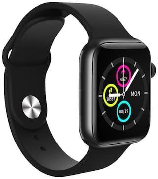IMMUTABLE 369 _RT T-500 SERIES 6 WATCH Unisex 2.54 mm Black Smart Watch