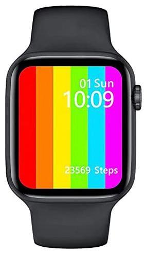 IMMUTABLE 374 _RT T-500 SERIES 6 WATCH Unisex 2.54 mm Black Smart Watch