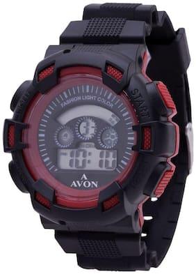 A Avon Sports Black Dial Digital watch For Boys - 1002409