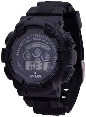 A Avon Sports Black Dial Digital watch For Boys - 1002408
