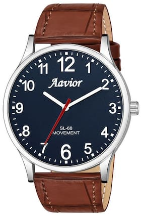Aavior Analog Watch For Men
