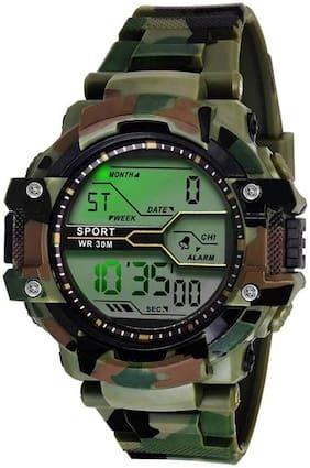 Acnos Digital Watch For Men