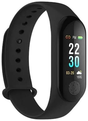 AFRODIVE M3 Band Bluetooth 4.0 Sweatproof Smart and Sleek Fitness Wristband with Heart Rate Monitor Tracke