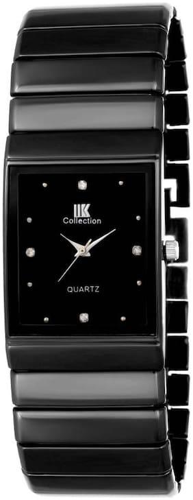 Black Analog Watch