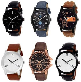 AJ Stylish New Launch Best Buy Combo Of 6 For Men's