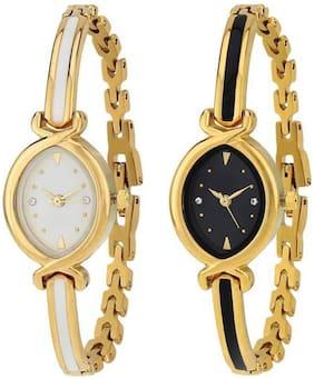 AJ Stylish New Launch bangle Watch  combo of 2