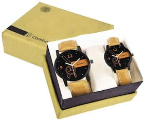 AK KING & QWEEN WATCH COUPLE 1534