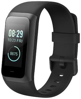 Amazfit A1713 Band 2 Smart Fitness Wristband Heart Rate Monitor (Black)