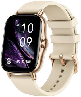 Amazfit Gts 2 Desert Gold Smart Watch For Unisex