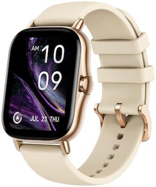 Amazfit Gts 2 Desert Gold Smart Watch For Unisex