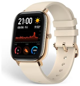 AMAZFIT GTS DESERT GOLD SMART WATCH