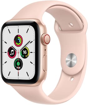 SE GPS + Cellular Unisex Smart Watch