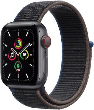 Apple SE GPS + Cellular Unisex 40 mm Grey Smart Watch